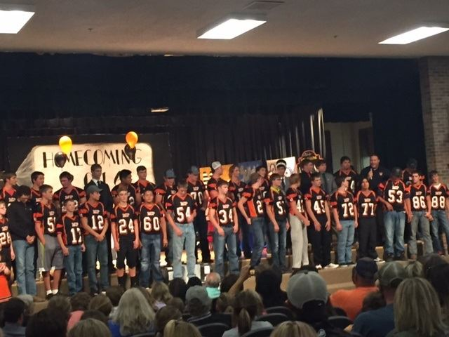 Mobridge-Pollock High School - Boys Varsity Football