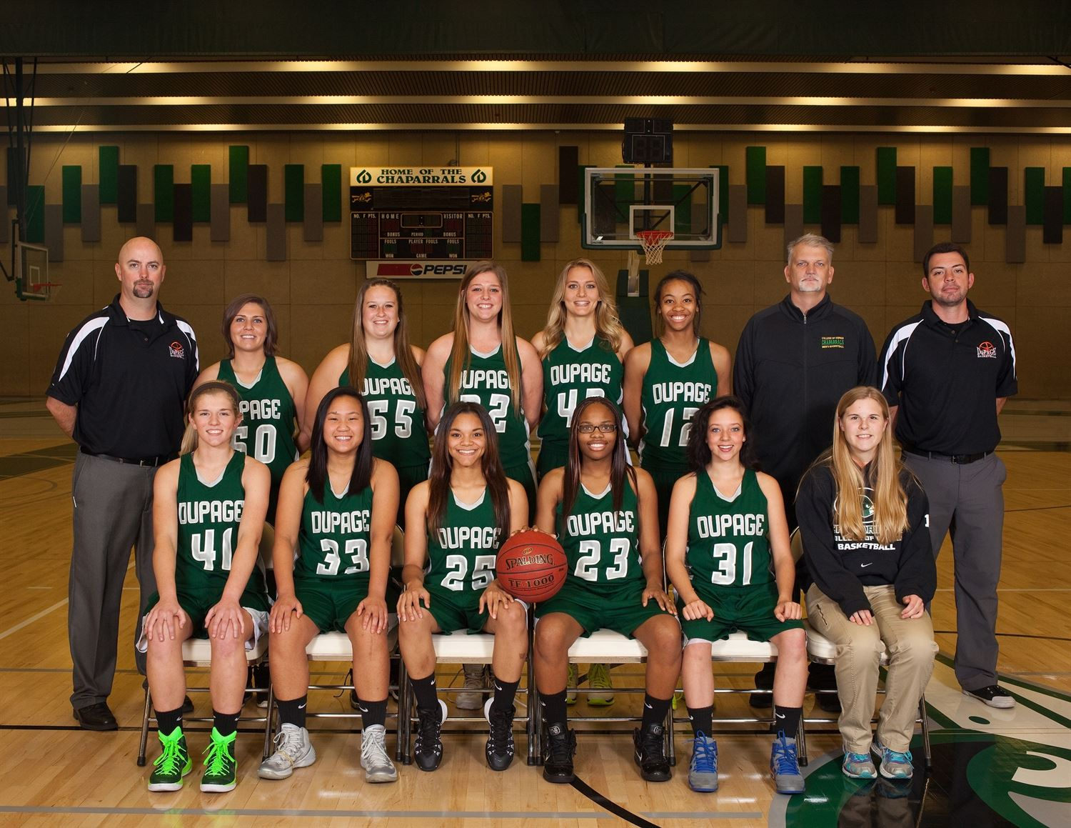 College of DuPage - Women's Basketball