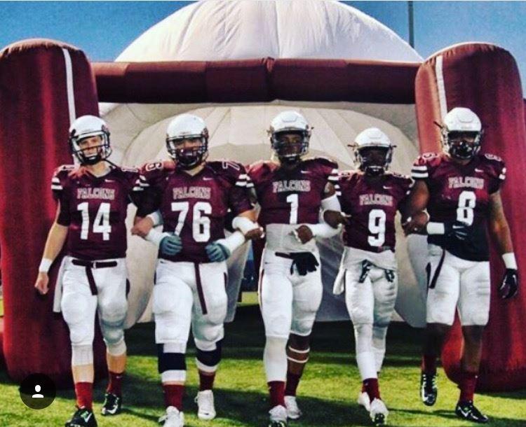 Fairmont State University - Mens Varsity Football