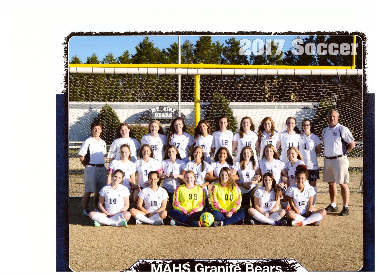 Mount Airy High School - Girls' Varsity Soccer