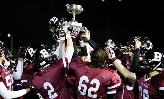 Bellerose Composite High School - Boys' JV Football