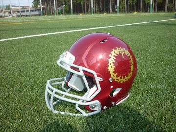 J.F. Oberlin University - Three Nails Crowns Football