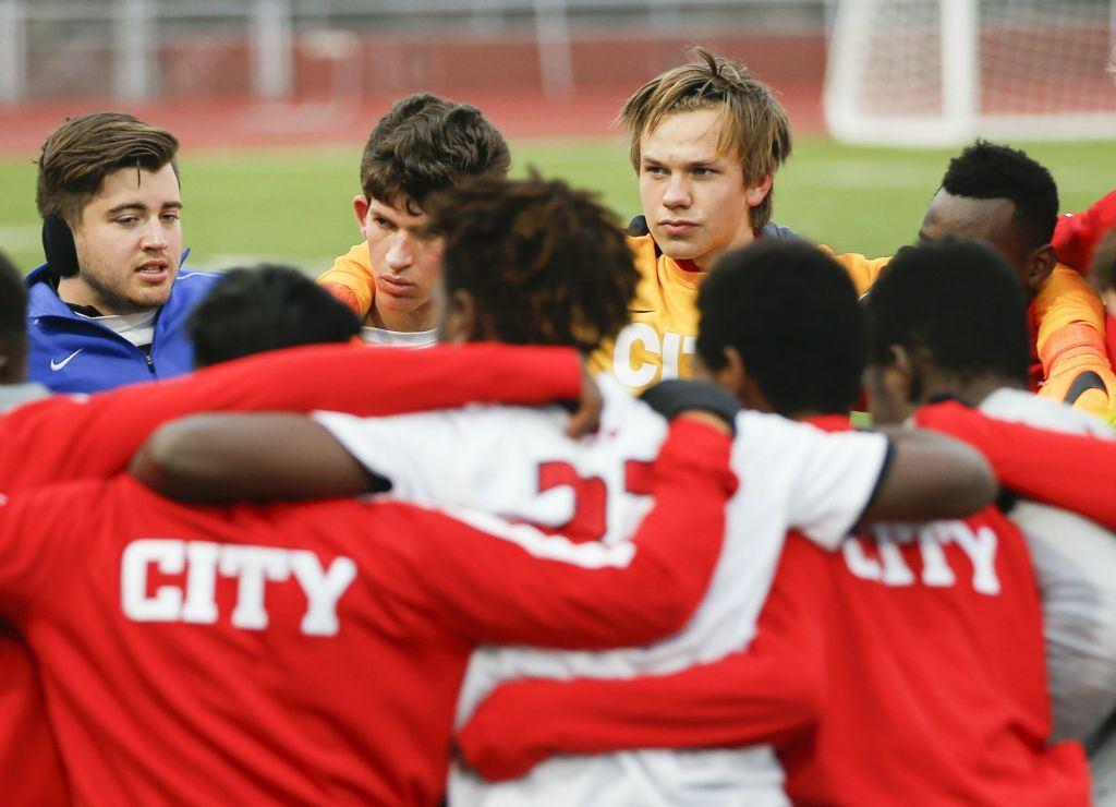 Iowa City High School - Boys' Varsity Soccer