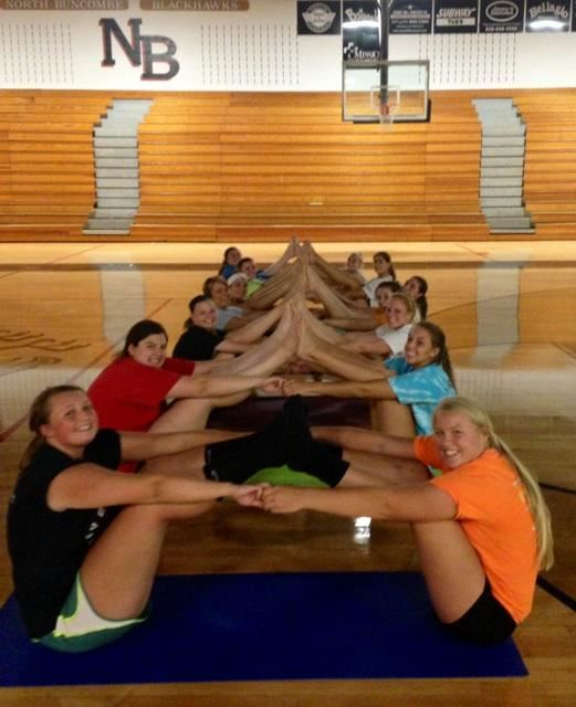 North Buncombe High School - Girls' Varsity Volleyball