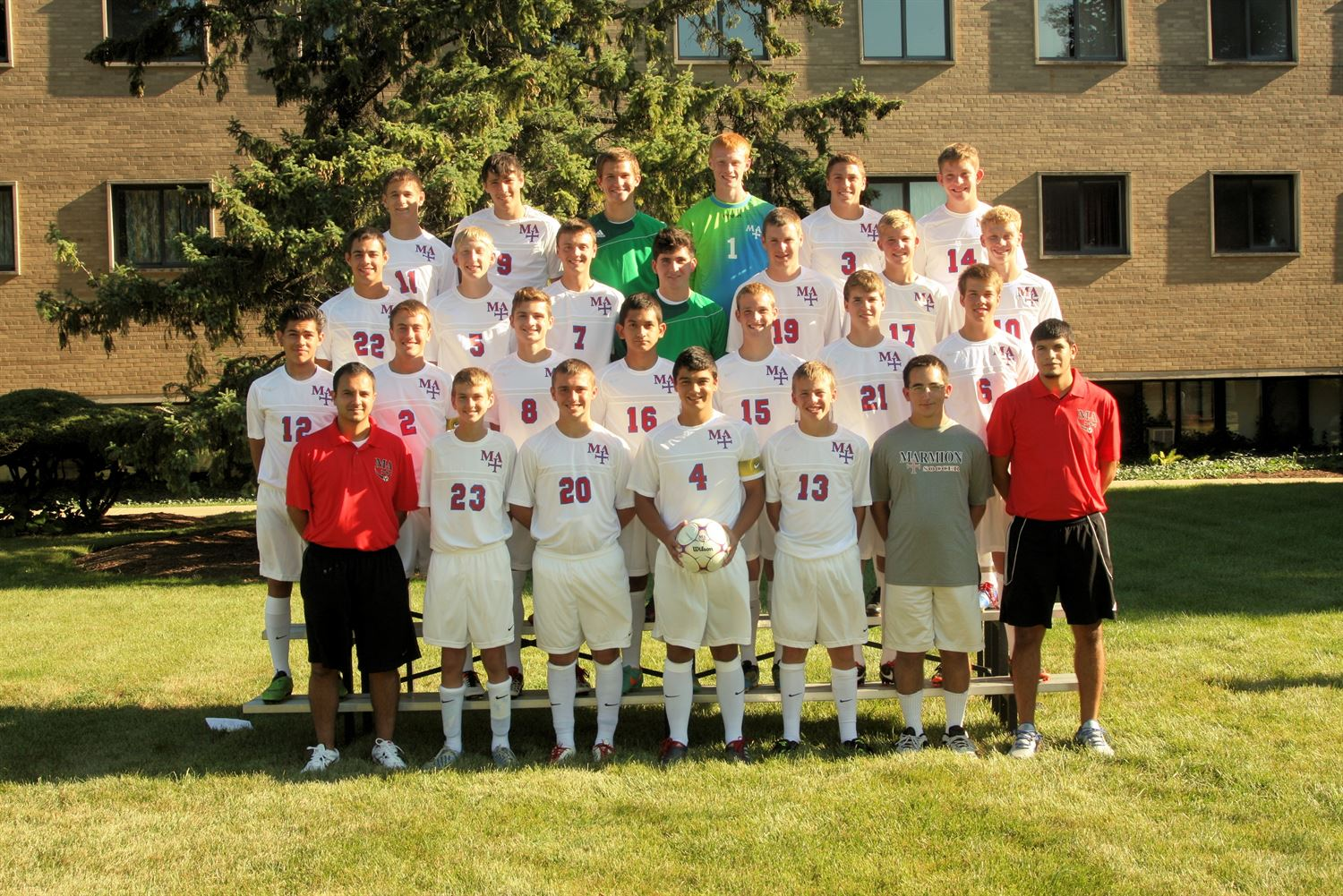 Marmion Academy High School - Varsity Soccer