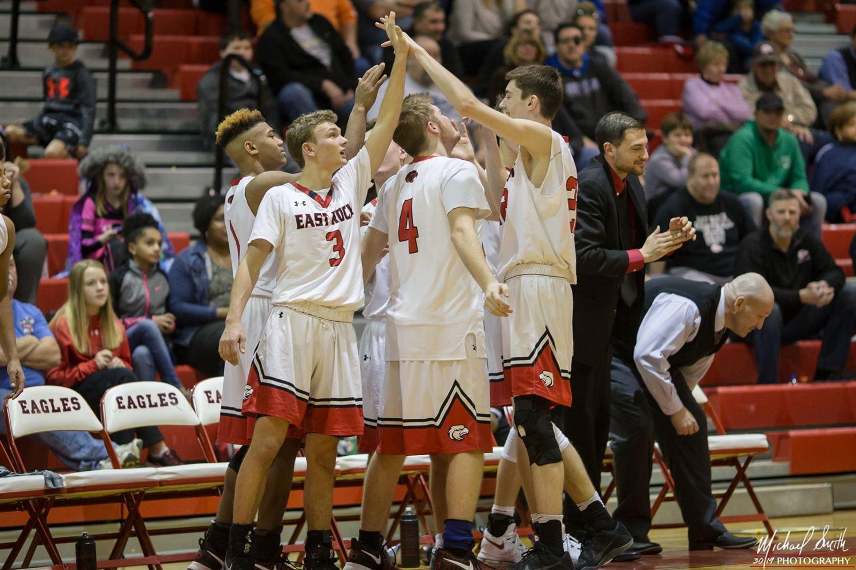 East Rockingham High School - Boys Varsity Basketball