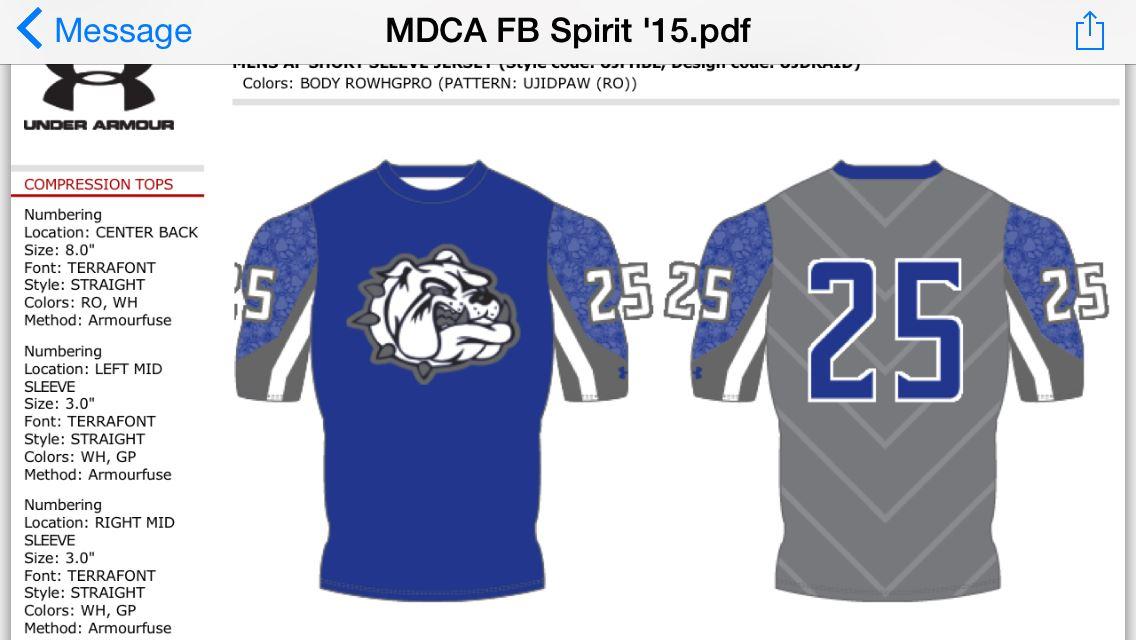 Mount Dora Christian Academy - Boys Varsity Football