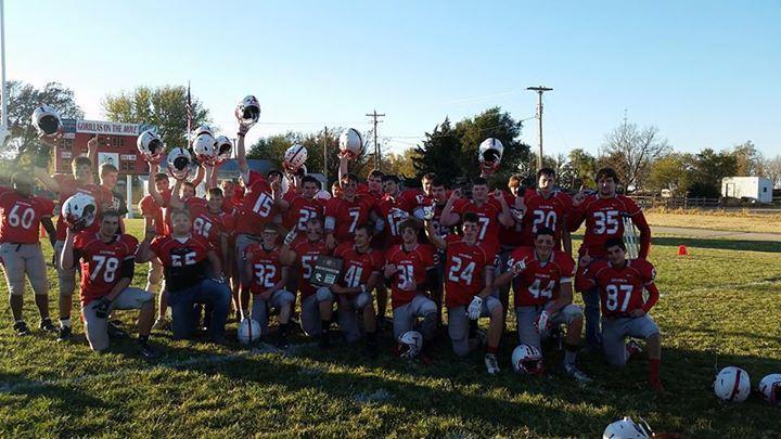 Solomon High School - Boys Varsity Football