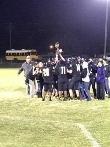 Petersburg High School - Boys Varsity Football