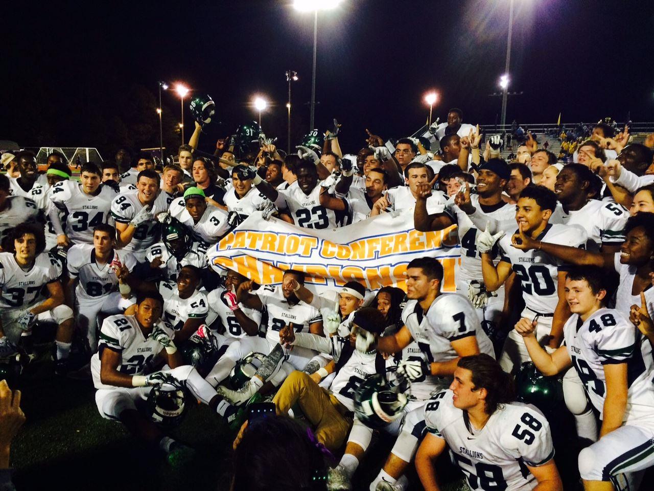 South County High School - Boys Varsity Football
