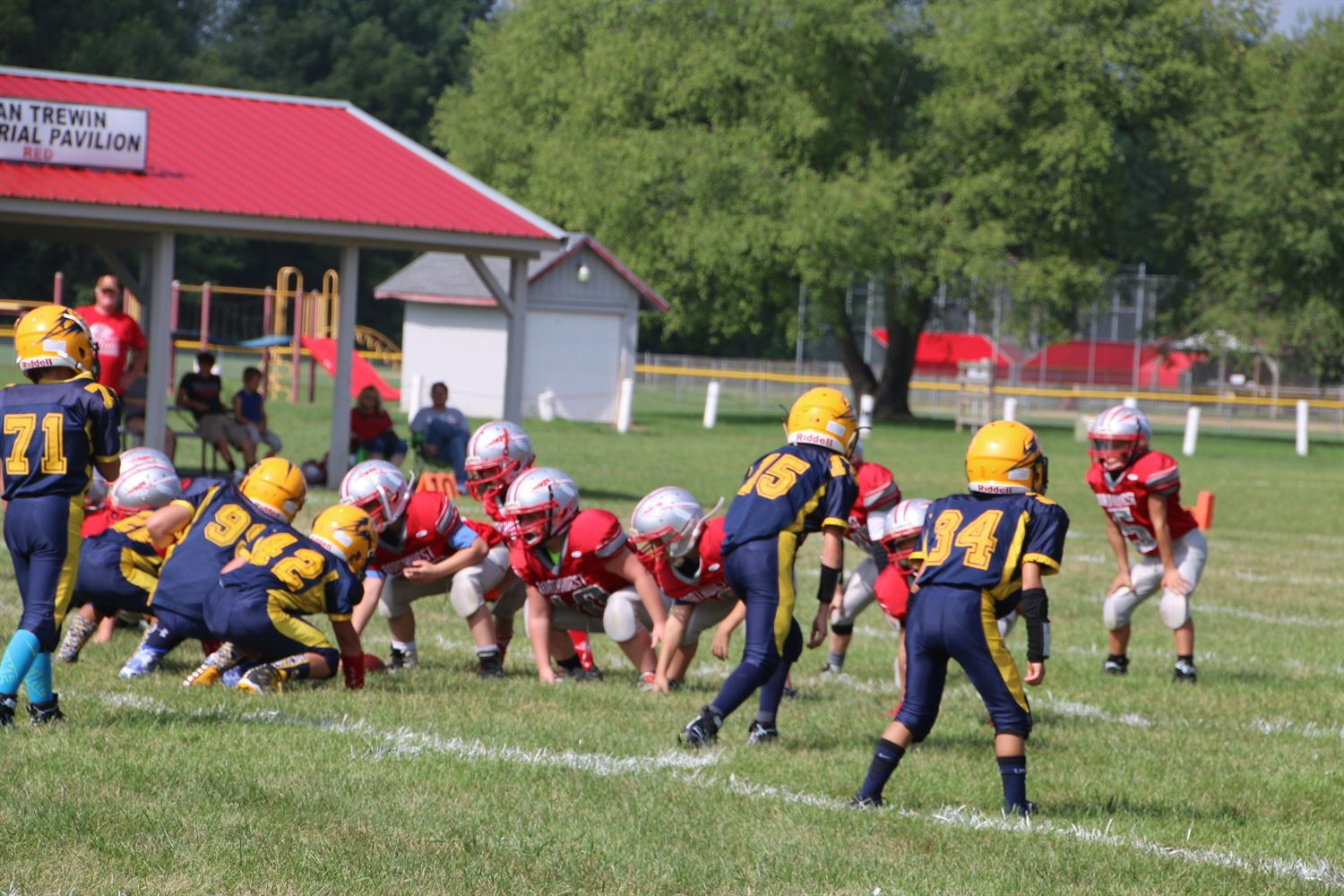 Tallmadge Youth Football - Tallmadge Youth Football
