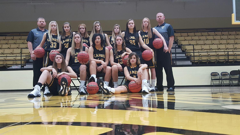 Canute High School - Girls' Varsity Basketball