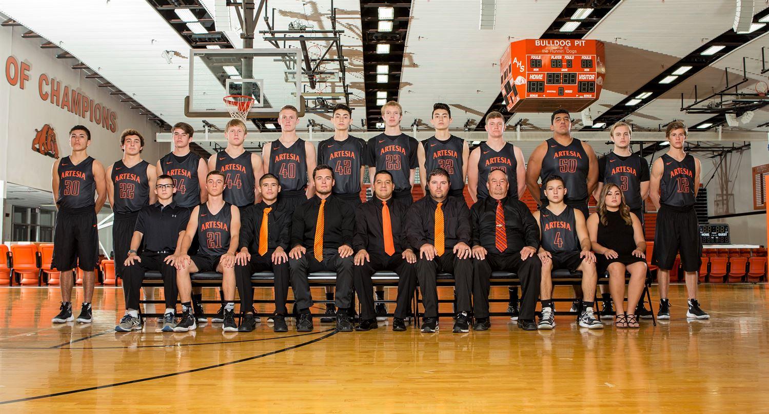 Artesia High School - Boys Varsity Basketball