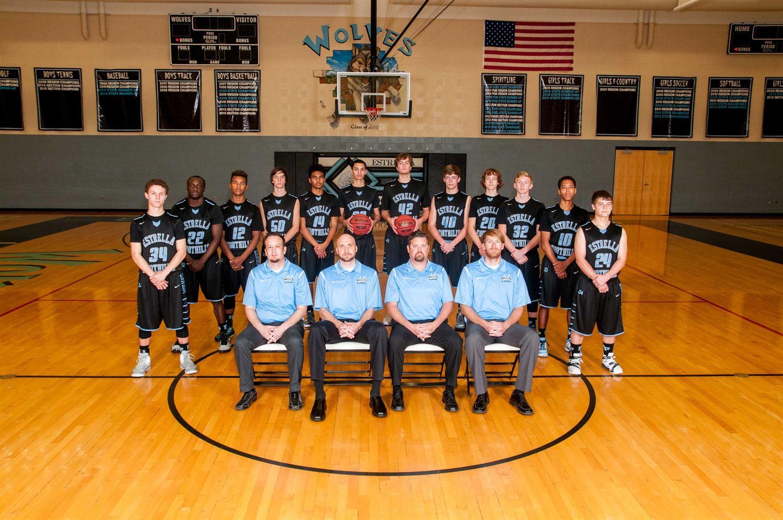 Estrella Foothills High School - Boys' Varsity Basketball
