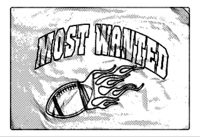 Womens Football - Most Wanted