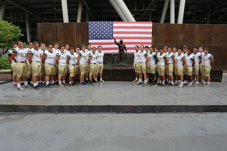 Saint Patrick High School - Boys Varsity Football