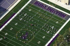 Burlington High School - Boys Varsity Football