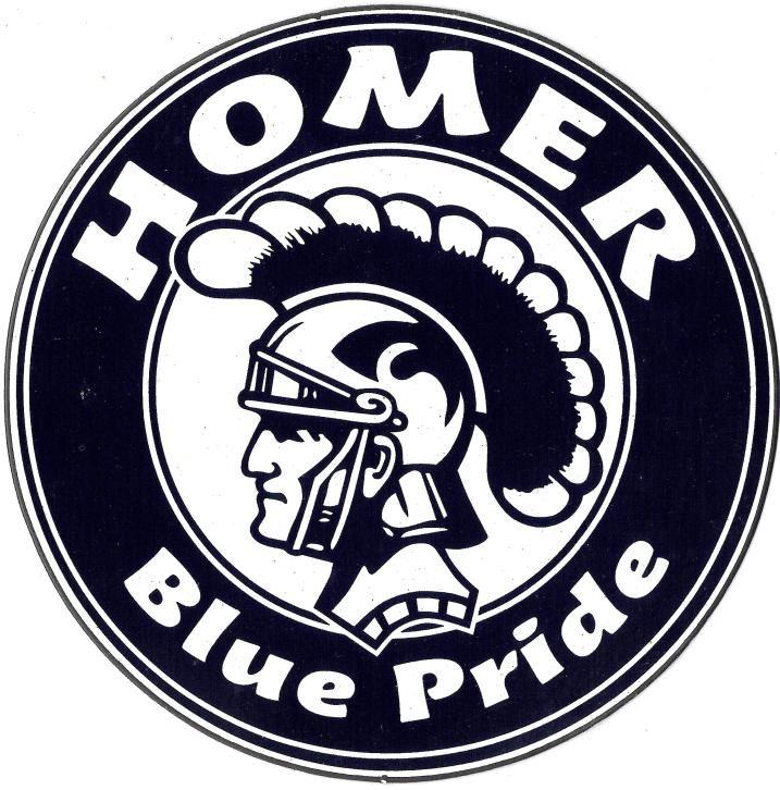 Homer Central Schools - Boys Varsity Football