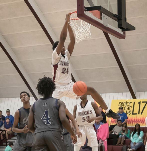 Columbia High School - Basketball