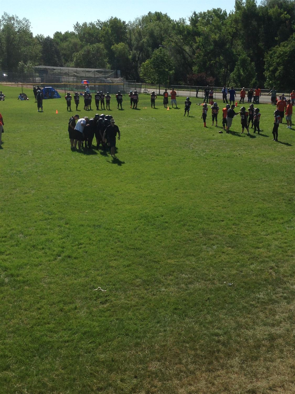 Aaron Yarnell Youth Teams - Green Mountain Rams