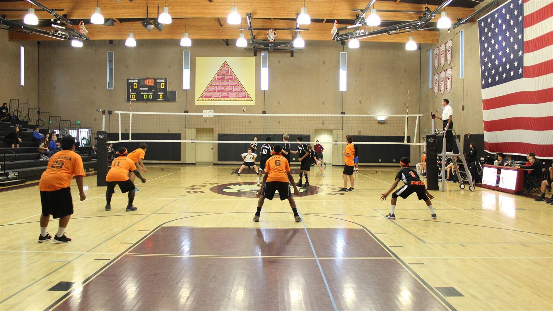 Escondido High School - Boys' Volleyball Novice