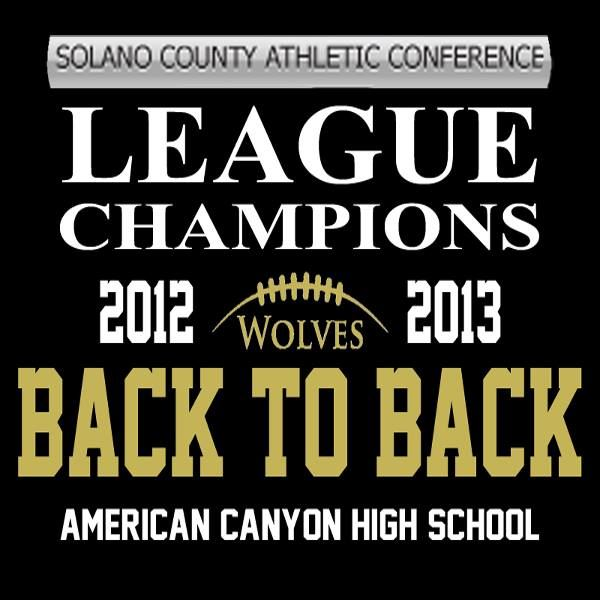 American Canyon High School - American Canyon Wolves Football
