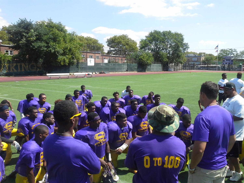 South Shore High School - Boys Varsity Football