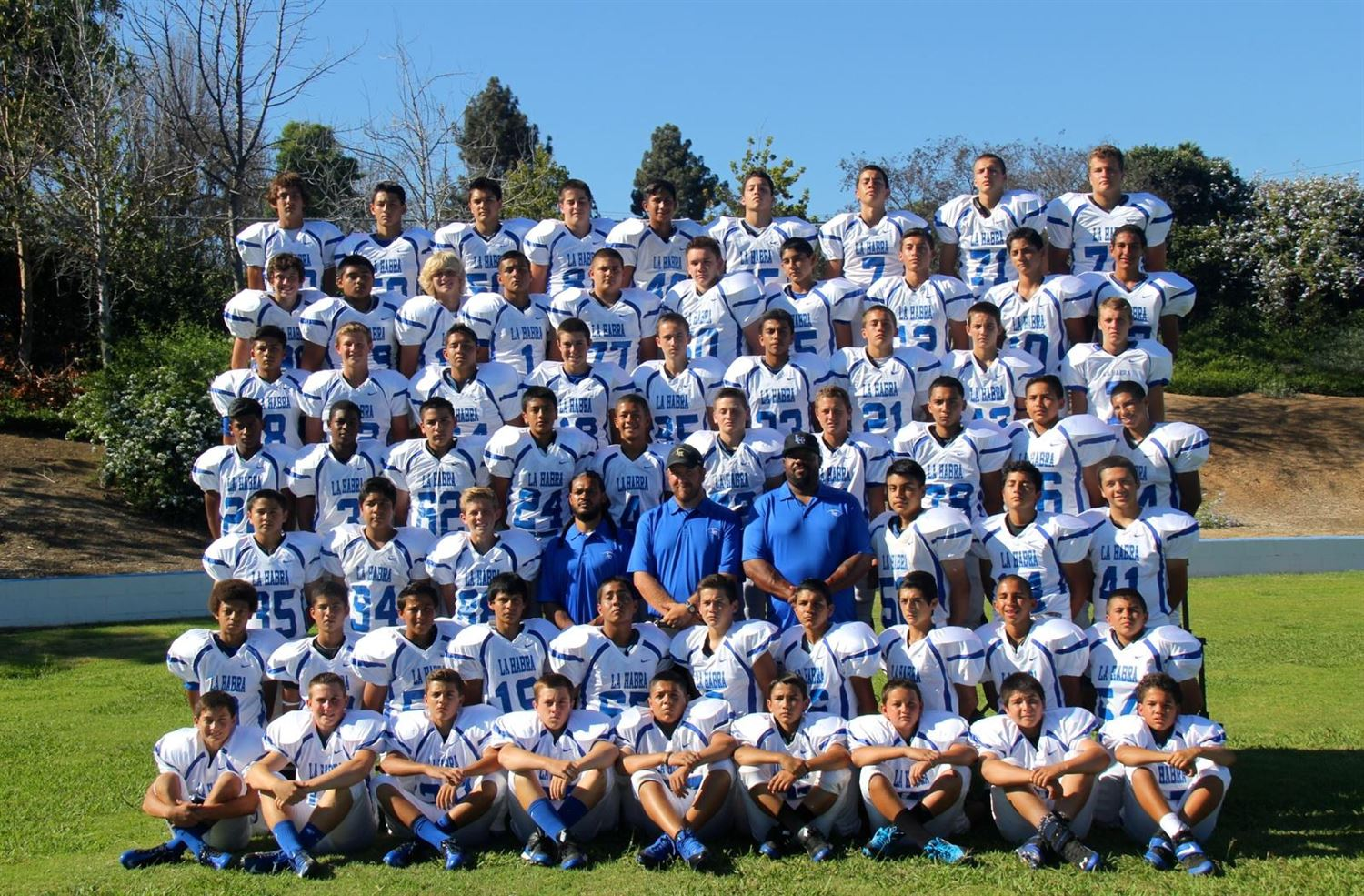 La Habra High School - Freshman Football