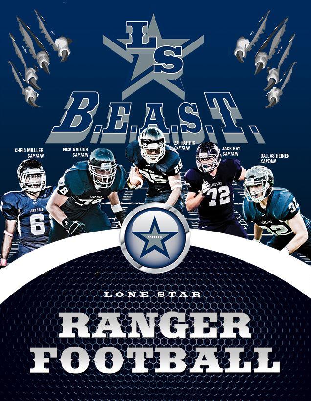 Frisco Lone Star High School - Boys Varsity Football