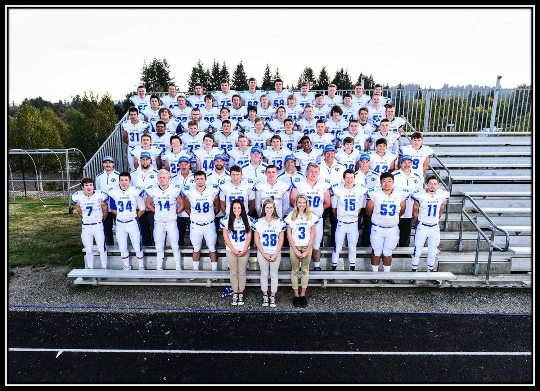 LaCenter High School - Boys Varsity Football