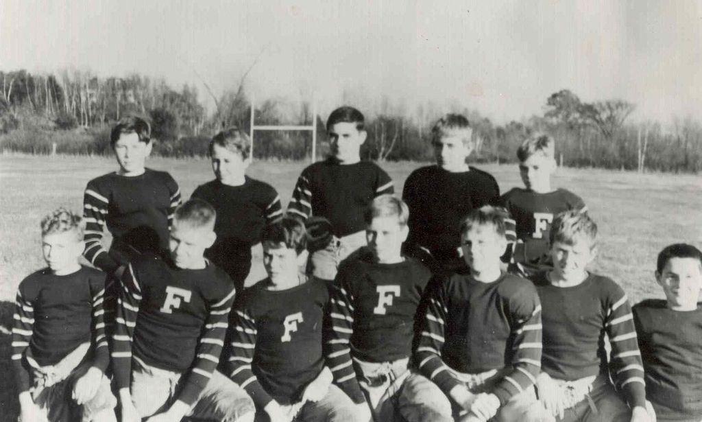 Fenn - Fenn Varsity Football