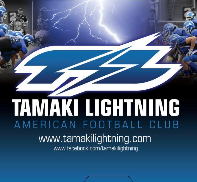 Alastair Tilbrook - Tamaki Lightning