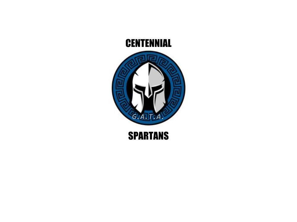 Centennial High School - Spartan  Football