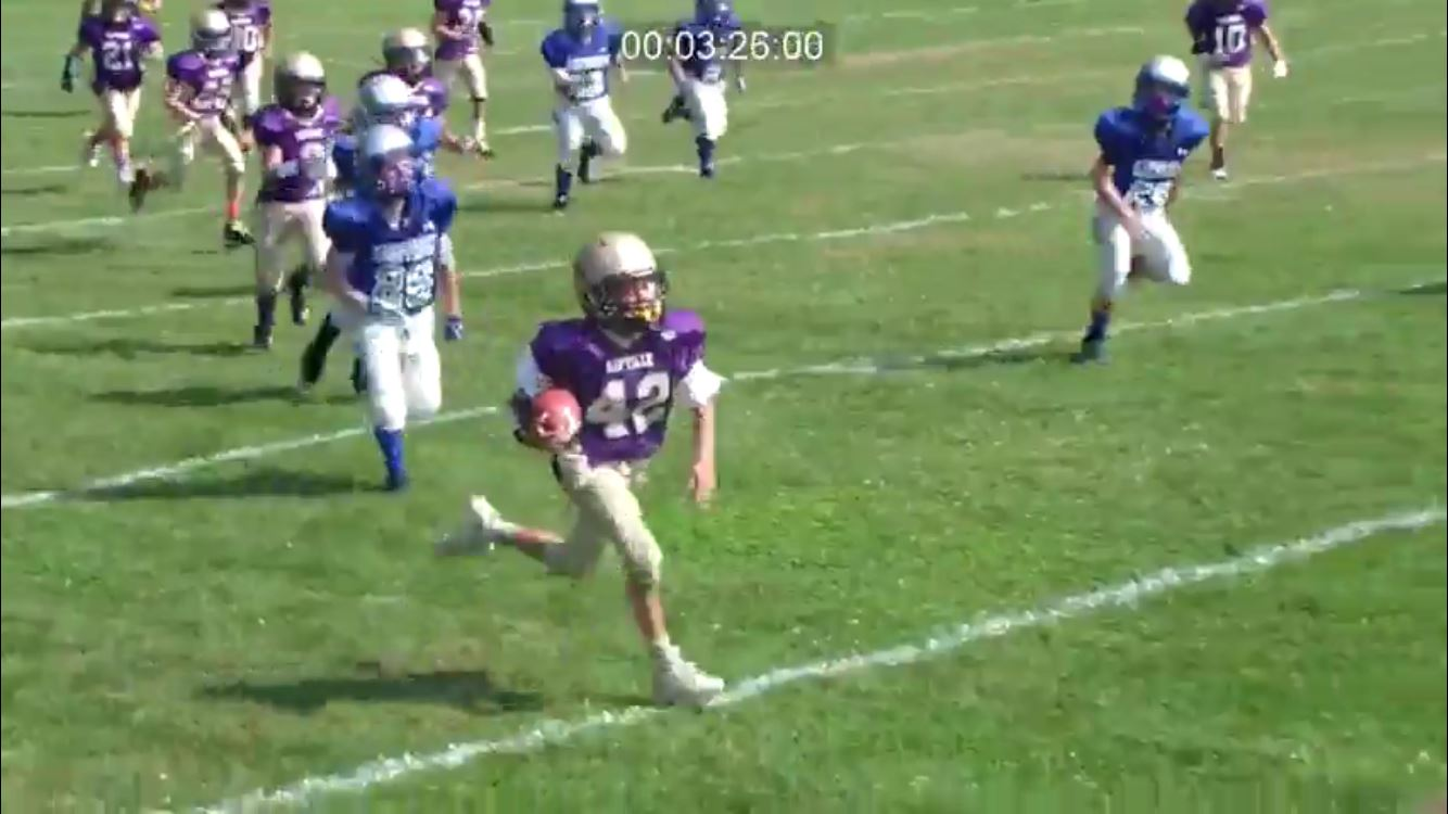 Sayville Youth Football - Sayville 12's