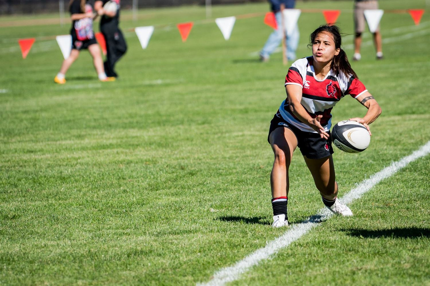Central Washington University - Womens' Rugby