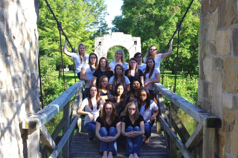Roland-Story High School - Girls' Varsity Volleyball