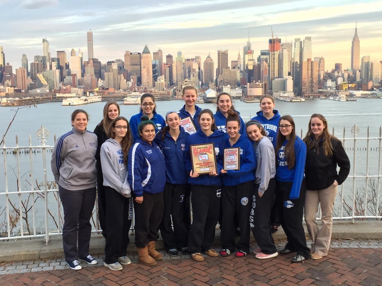 Hawthorne High School - Girls' Varsity Basketball