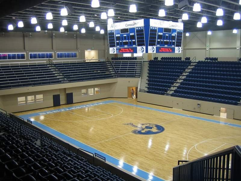Bartlesville High School - Boys' Varsity Basketball