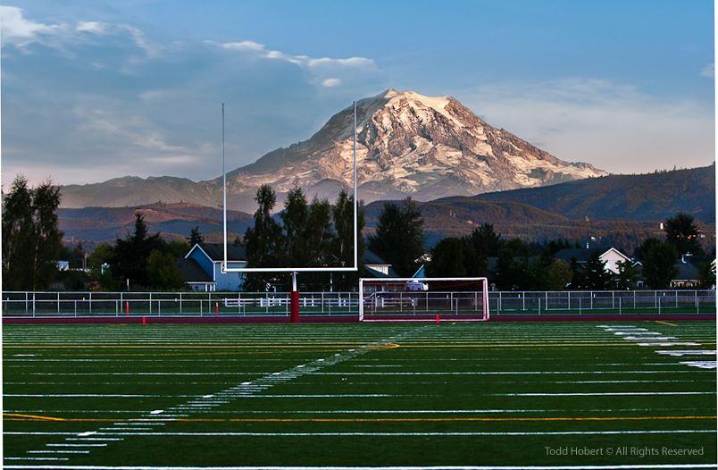 Orting High School - Boys Varsity Football