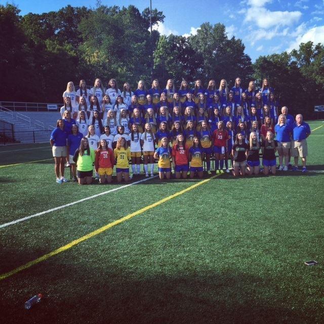 Carmel High School - Girls' Varsity Soccer