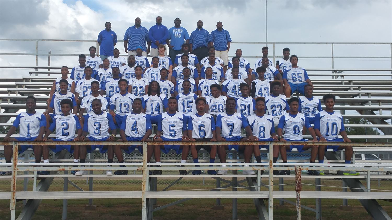 Humphreys County High School - Boys Varsity Football