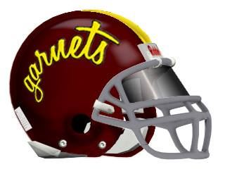 Garnet Youth Football - SJIYFA - Garnets 95LB