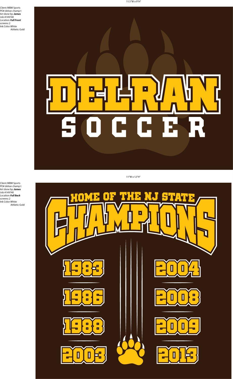 Delran High School - Bears