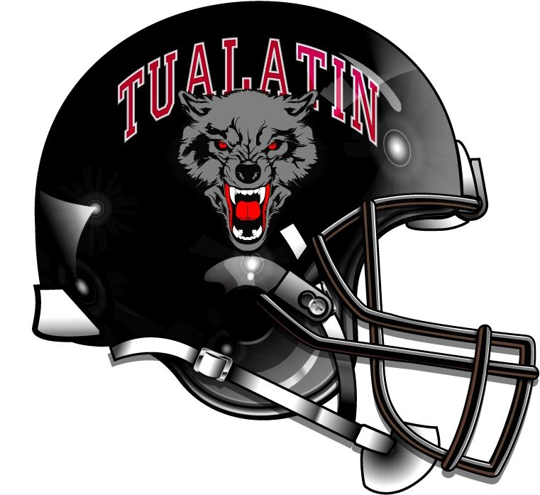 Tualatin Youth Football -TVYFL - Tualatin 2017 JV Anderson