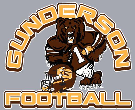 Gunderson High School - Boys Varsity Football
