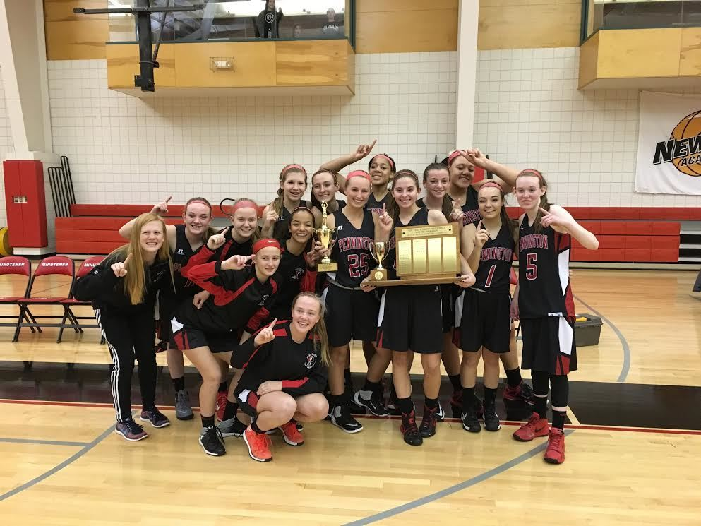 The Pennington School - Girls' Varsity Basketball