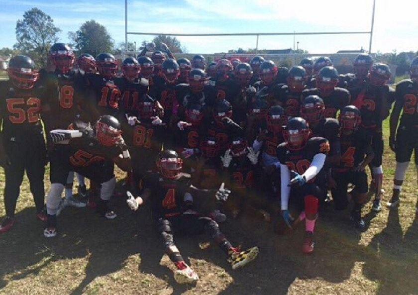 Crossland High School - Boys' Varsity Football