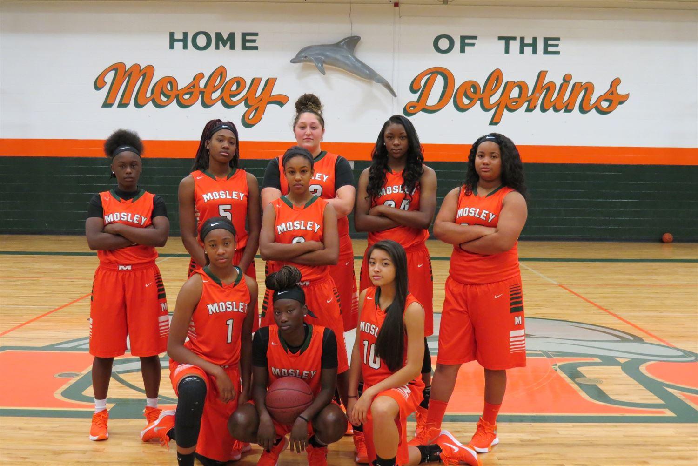 Mosley High School - Girls' Varsity Basketball