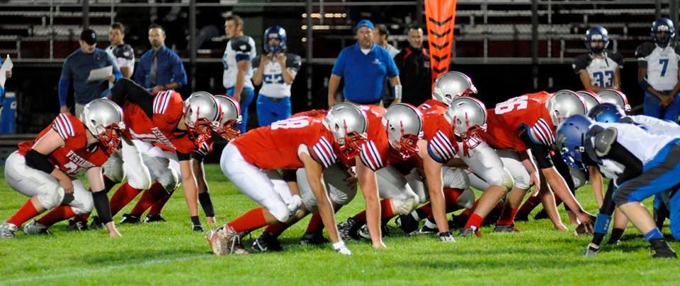 Vestaburg High School - Vestaburg Varsity Football