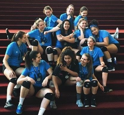 NYC Juniors Volleyball Club - 18 Nationals